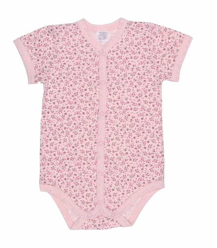 Боди-футболка для новорожденных