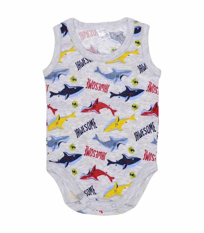 Боди-майка акулы