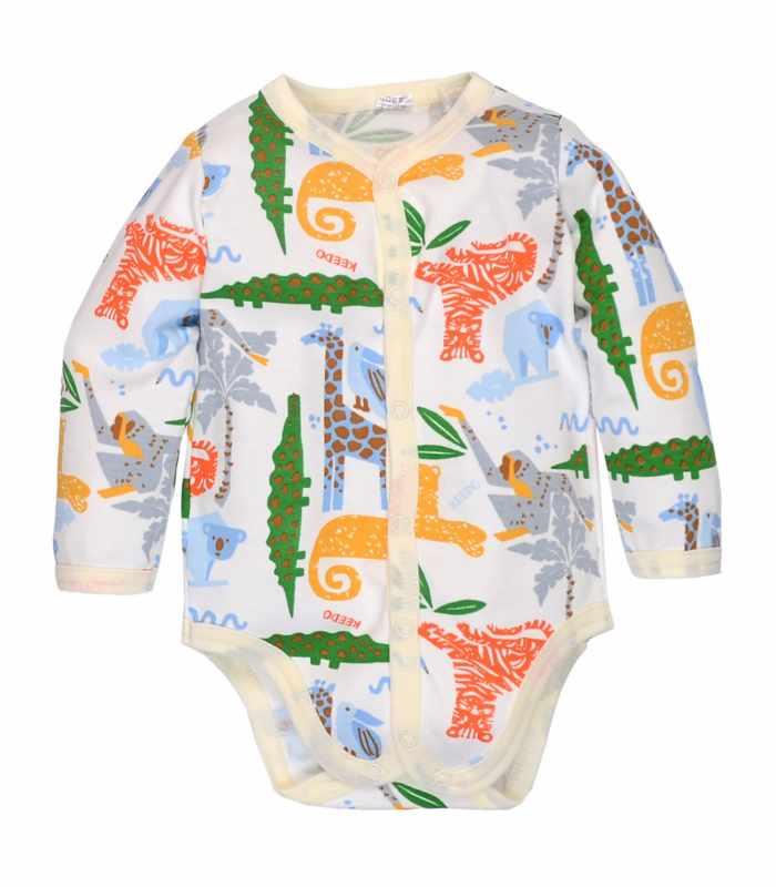 Боди для новорожденных Джунгли М