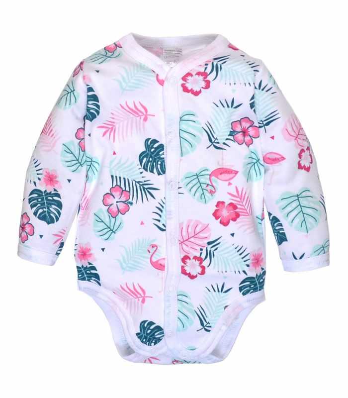 Боди для малышей Фламинго С