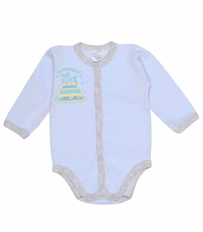 Боди для новорожденных Голубой
