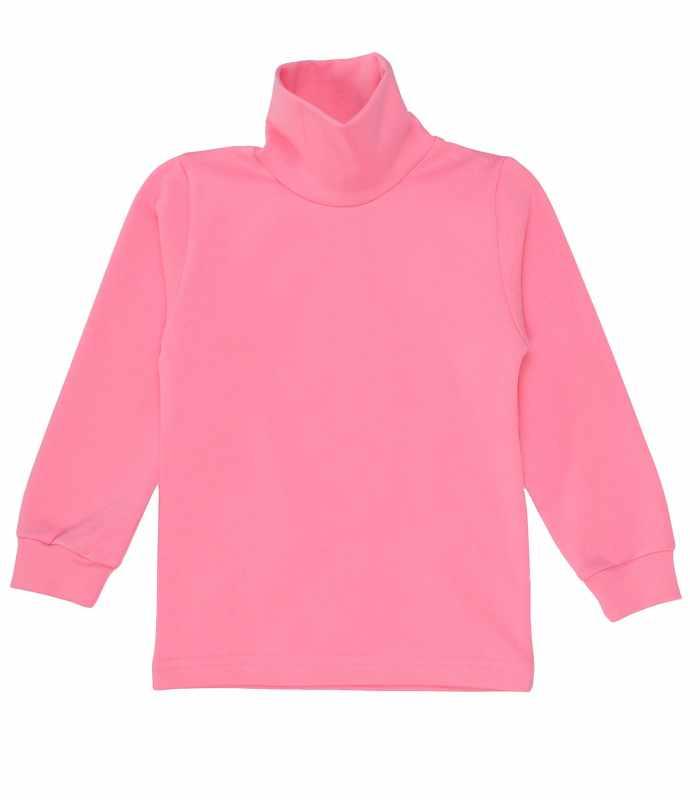 Гольф утепленный Розовый