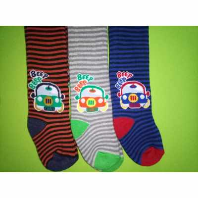 Махровые детские колготы (размер 74-80) Разные цвета
