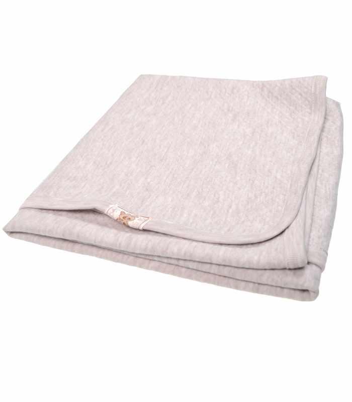 Одеяло капитон Бежевый
