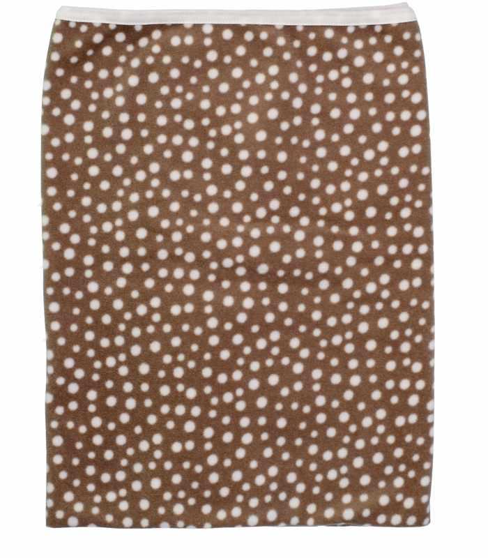 Одеяло флис Кофе