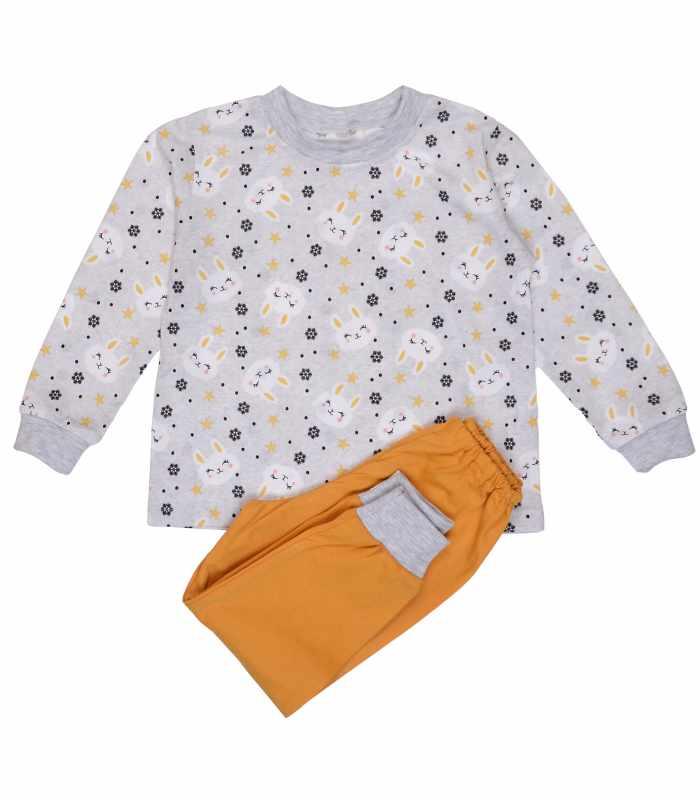 Пижама Зайки оранж