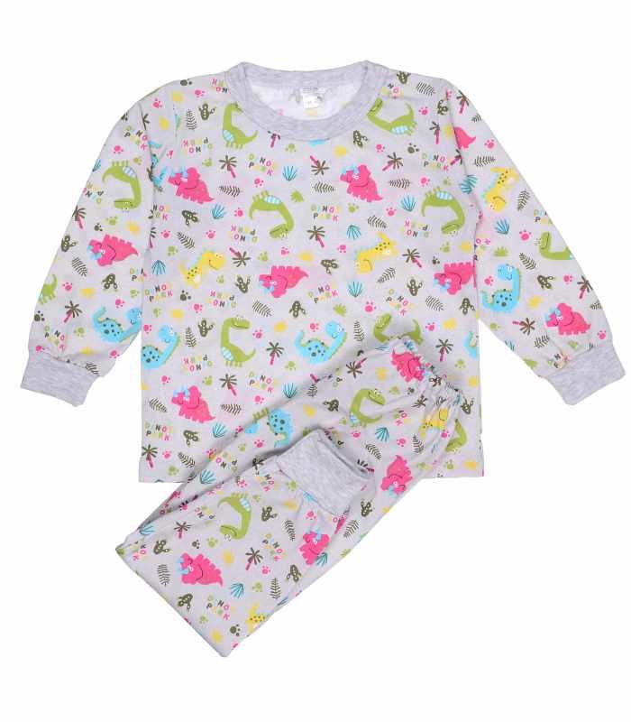 Пижама Дино розовый