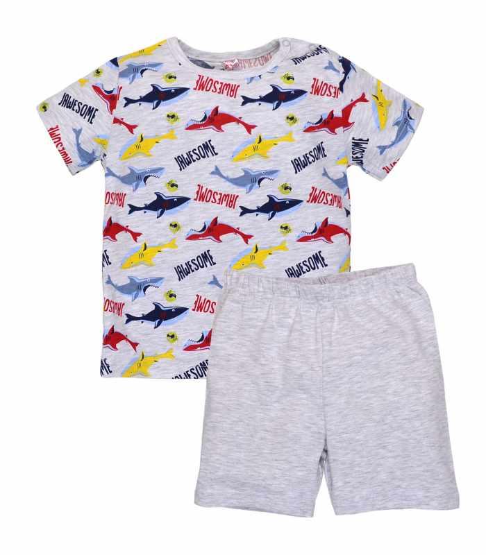 Пижама легкая акулы
