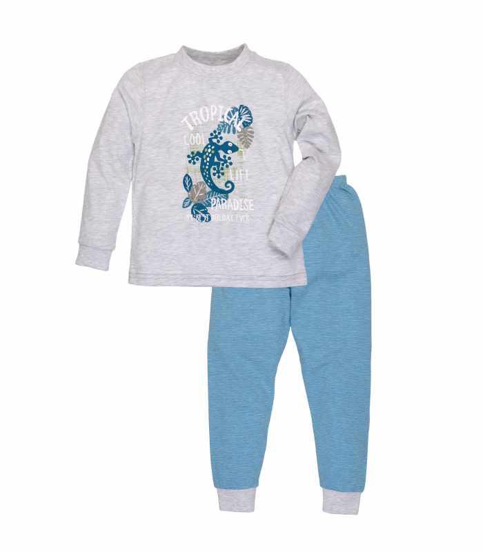 Пижама легкая Ящерица