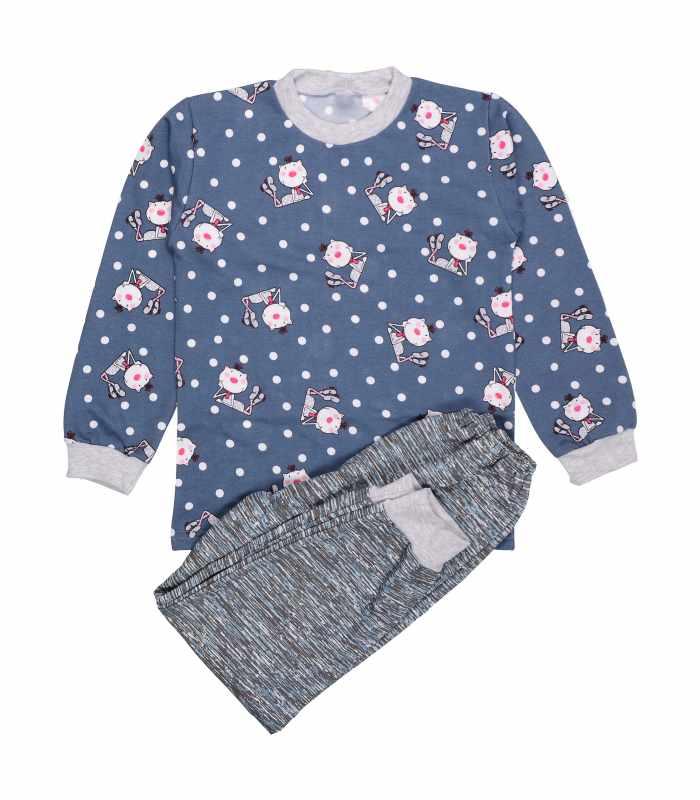 Детская пижама утепленная Релакс