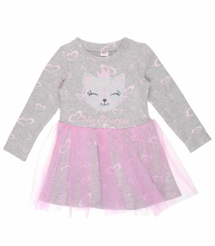 Платье Принцесса розовый Б