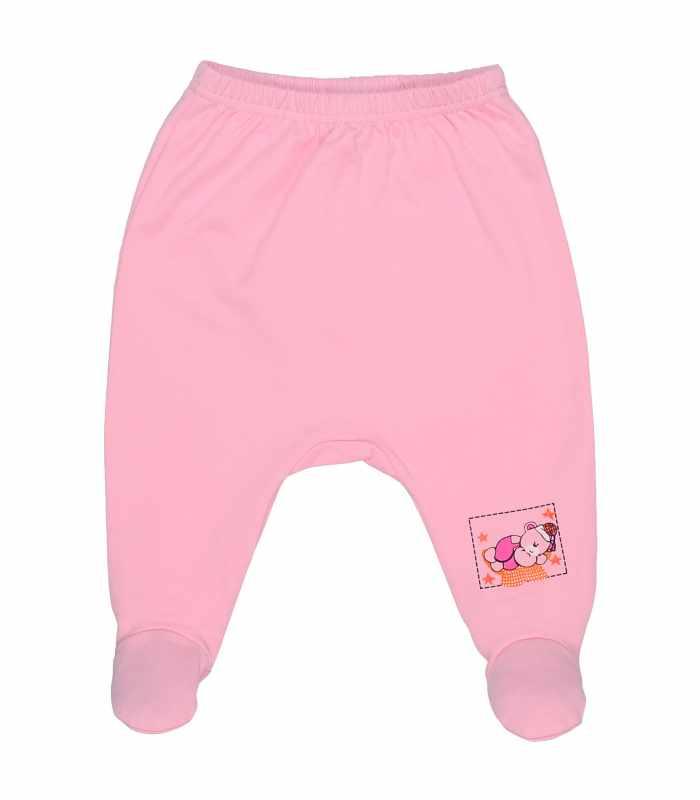 Ползунки утепленные Розовый С