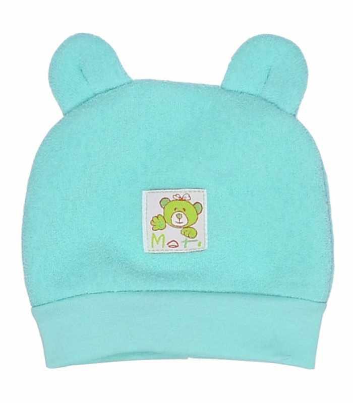 Детская шапочка (махра) Светло-зеленый